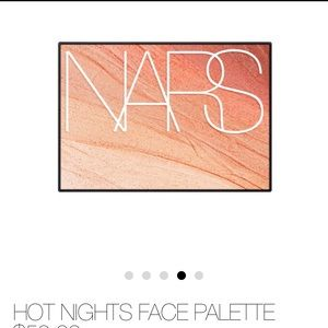 NARS HOT NIGHTS FACE PALETTE - NEW!